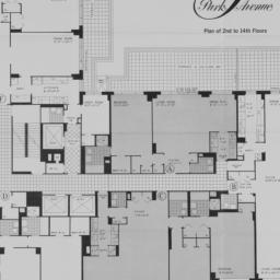 650 Park Avenue, Plan Of 2n...