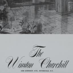 The     Winston Churchill, ...