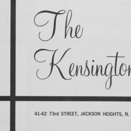 The     Kensington, 41-42 7...