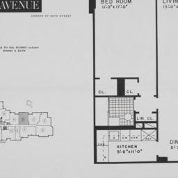 """10 East End Avenue, """"b"""" 2nd..."""