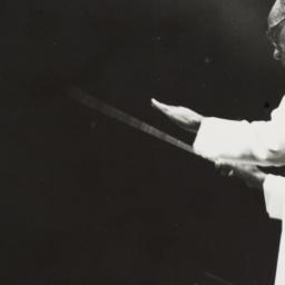 Ulysses Kay conducting