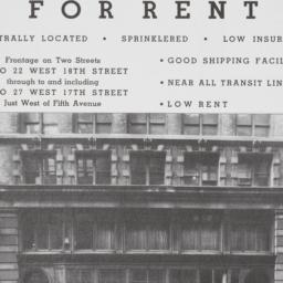 18-22 W. 18 Street, This La...