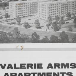 Valerie Arms Apartments, 54...