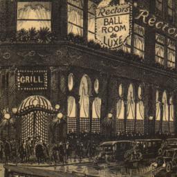 Rector's Grill Ball Room De...