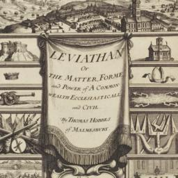 Leviathan, or, The matter, ...
