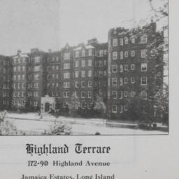 Highland Terrace, 172-90 Hi...