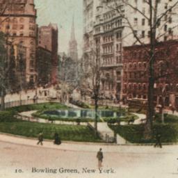 Bowling Green, New York