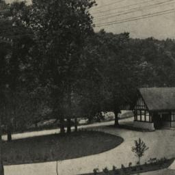 Scarsdale Station.