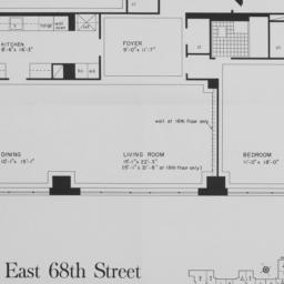 215 E. 68 Street, Apartment Y