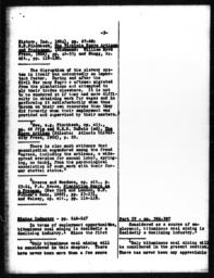 Letter from Charles Dollard to Donald Young regarding plagiarism by Herbert R. Northrup, attached with comparison of Northrup and Paul H. Norgren's manuscripts by Richard Sterner, May 14, 1942 (3)