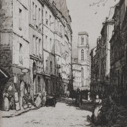 Rue St. Jacques, Paris