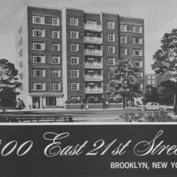 400 East 21st Street