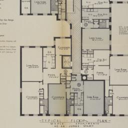 Maple Apartments, 42-44 Jud...