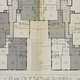 787 E. 175 Street, Plan Of ...