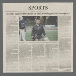 Columbia Spectator Article - November 29, 2018