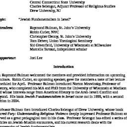 Minutes, 2007-12-17. Studie...