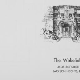 The     Wakefield, 35-45 81...