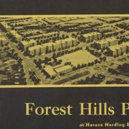 Forest Hills Park - The Map...