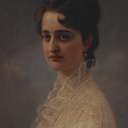 Portrait of Florence Adele ...