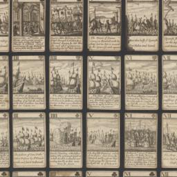 Spanish Armada playing cards