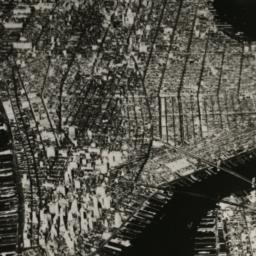 Air View of Manhattan Islan...
