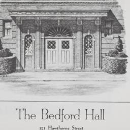 The     Bedford Hall, 121 H...