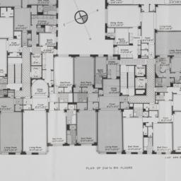 875 Fifth Avenue, Plan Of 2...