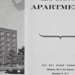 La Ronn Apartments, 353 Bay...