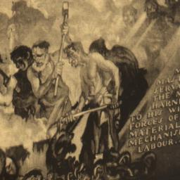 Brangwyn Mural
