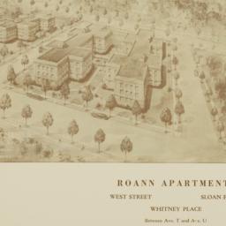 Roann Apartments, Whitney P...