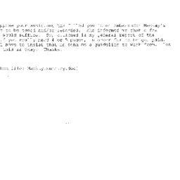 Correspondence, 2003-11-25....