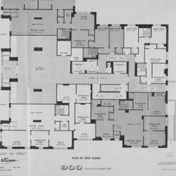900 Fifth Avenue, Plan Of F...