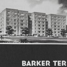 Barker Terrace, Reiss Place...