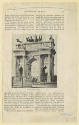 Arco Del Sempione, Milan