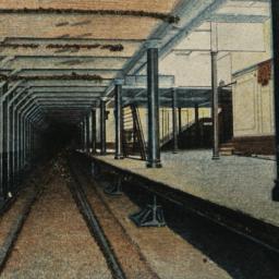Subway Station. N. Y. City.