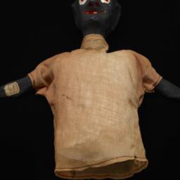 Black Devil Hand Puppet