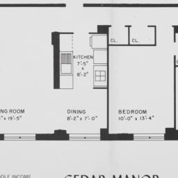 Cedar Manor, 157 Street And...