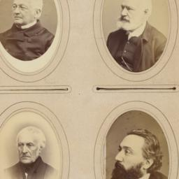 Four Images: Adolphe Thiers...