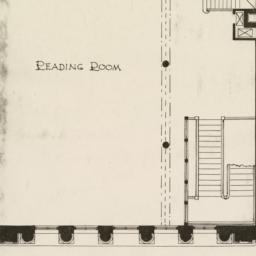 Third floor plan. Public Li...