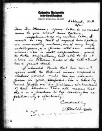 Letter Robert Lynd to Richard Sterner, June 21, 1939