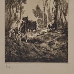 The     Cowherdess