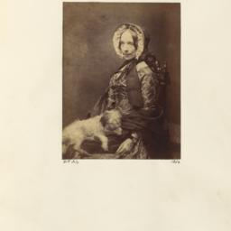 Jane Welsh Carlyle Seated, ...