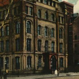 Adelphi Institute, Brooklyn...