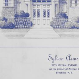 Sylvan Arms, 2375 Ocean Avenue