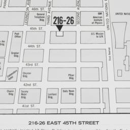 216-26 East 45th Street