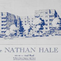 Nathan Hale, 113-14 72 Road...