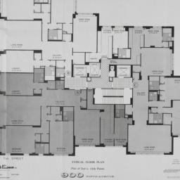 900 Fifth Avenue, Plan Of 2...