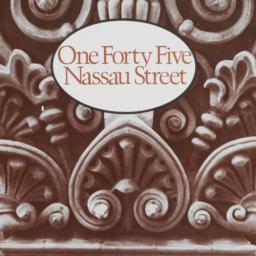 Potter Building, 145 Nassau...