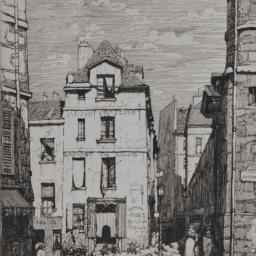 La Maison Meline, Paris