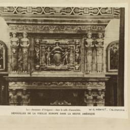 """La     Cheminée d'Avignon"""" ..."""